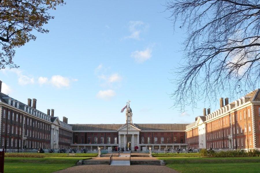 Royal Hospital Chelsea, Royal Hospital Road, London, SW3 4SR