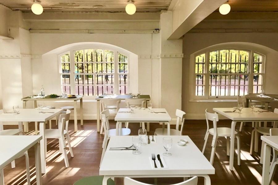 Kate Interieur Design Impressies.Rochelle S Canteen Shoreditch 16 Playground Gardens London E2 7fa